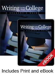 Writing Your Way Through College (Print eBook Bundle)