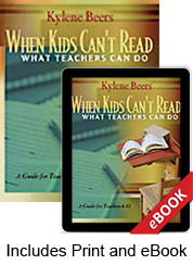 Learn more aboutWhen Kids Can't Read (Print eBook Bundle)