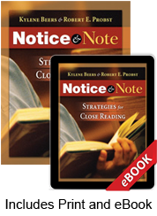 Notice & Note (Print eBook Bundle) cover