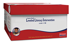Fountas & Pinnell Leveled Literacy Intervention (LLI)  RED