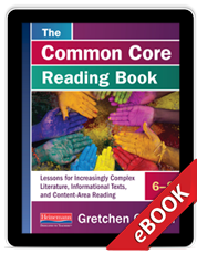 The Common Core Reading Book, 6–8 (eBook) cover