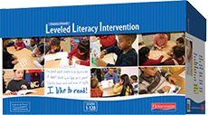 Fountas & Pinnell Leveled Literacy Intervention (LLI) Blue System