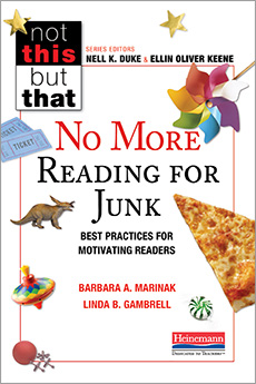 Learn more aboutNo More Reading for Junk