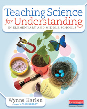 Teaching Science for Understanding in Elementary and Middle Schools cover