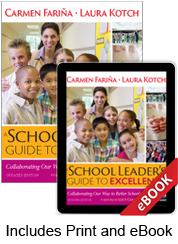 A School Leader's Guide to Excellence, Updated Edition (Print eBook Bundle)