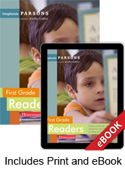 First Grade Readers (Print eBook Bundle)