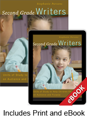 Second Grade Writers (Print eBook Bundle)