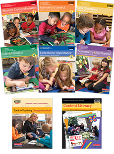 The Primary Comprehension Toolkit, Second Edition cover