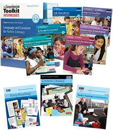 Learn more aboutThe Intermediate Comprehension Toolkit, Second Edition