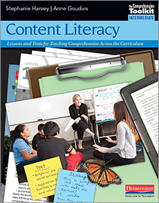 Content Literacy (Intermediate) cover