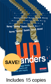 Upstanders Book Study Bundle