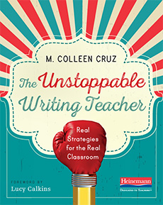 The Unstoppable Writing Teacher cover