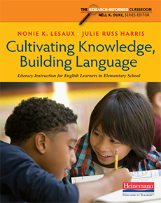 Cultivating Knowledge, Building Language