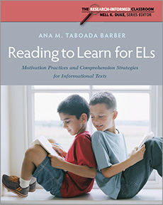 Learn more aboutReading to Learn for ELs