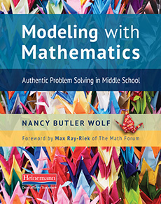 Modeling with Mathematics cover