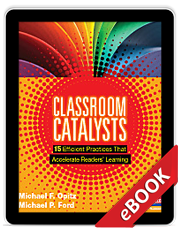 Learn more aboutClassroom Catalysts (eBook)