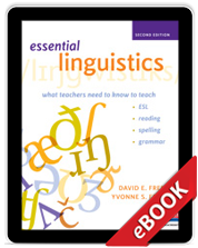Heinemann electronic books and digital ebooks for teachers and essential linguistics second edition ebook fandeluxe Images