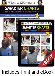 Smarter Charts for Math, Science, and Social Studies (Print eBook Bundle) cover