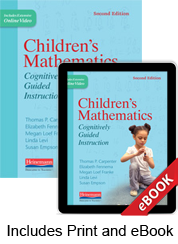 Children's Mathematics, Second Edition (Print eBook Bundle)
