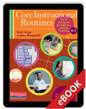 Core Instructional Routines (eBook)