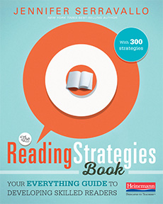 The Reading Strategies Book cover