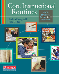 Core Instructional Routines-Grades 6 through 12