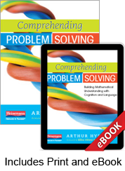 Comprehending Problem Solving (Print eBook Bundle)