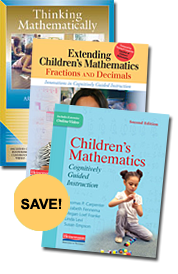 Cognitively Guided Instruction Bundle cover