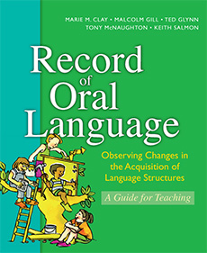 Learn more aboutRecord of Oral Language New Edition Update