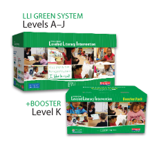 LLI Grade 1 & Booster Pack Grade 1 Bundle