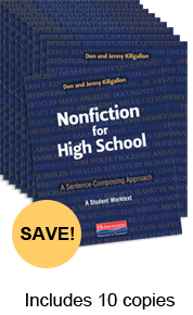Learn more aboutNonfiction for High School Ten Pack