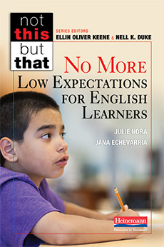 No More Low Expectations for English Learners cover