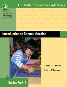 Introduction to Communication, Grades PreK-2 cover