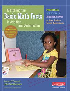 Mastering the Basic Math Facts in Addition and Subtraction cover