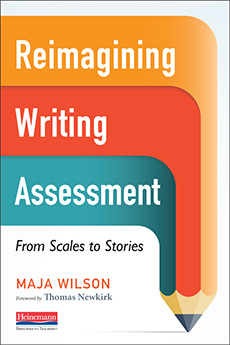 Reimagining Writing Assessment cover