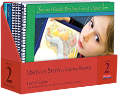 Units of Study for Teaching Reading, Grade 2 cover