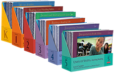 Grade-by-Grade Samplers, Reading Units, Grades K-5
