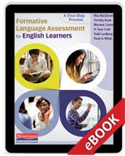 Formative Language Assessment for English Learners (eBook)