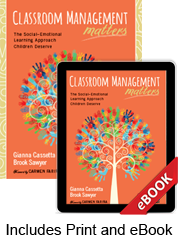 Learn more aboutClassroom Management Matters (Print eBook Bundle)