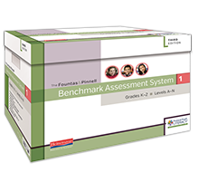 Benchmark Assessment System 1, 2nd Edition, Grades K-2, Levels A-N