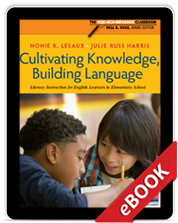 Learn more aboutCultivating Knowledge, Building Language (eBook)