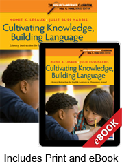 Learn more aboutCultivating Knowledge, Building Language (Print eBook Bundle)