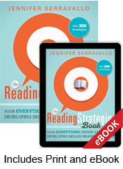 The Reading Strategies Book (Print eBook Bundle) cover