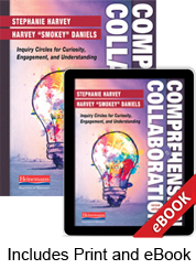 Comprehension and Collaboration, Revised Edition (Print eBook Bundle)