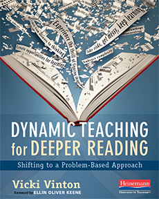 Dynamic Teaching for Deeper Reading cover