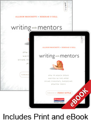 Learn more aboutWriting with Mentors (Print eBook Bundle)