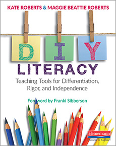 DIY Literacy cover