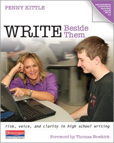 Write Beside Them cover