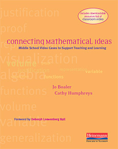 Connecting Mathematical Ideas cover