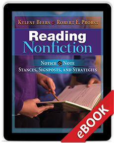 Reading Nonfiction (eBook) cover